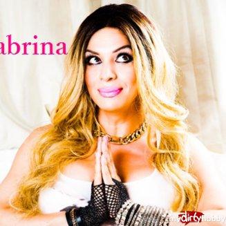 """Hy Boys! Hier ist Eure TS Sabrina! bin eine Ts in den """"Besten Jahren"""" ;)....habe volle Lippen, Katzenaugen, schöne, große titten-Körbchengröße 85D-weibliche Rundungen-ich liebe es geile gutbestückte Boys abzusaugen bis sie regelrecht explodieren, lasse mich aber gerne auch verwöhnen, Kisses, Sabrina ."""